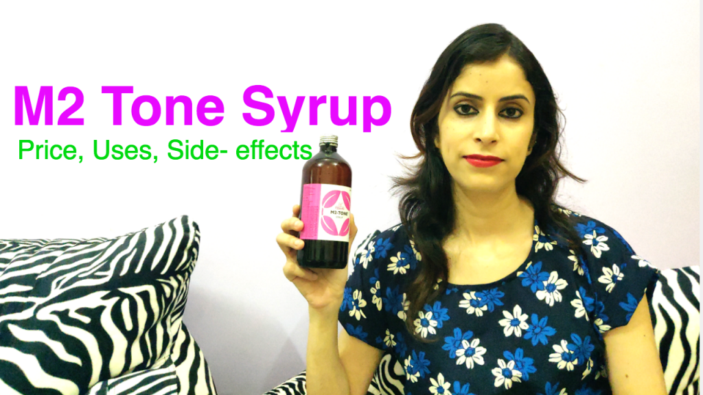 M2 Tone Syrup uses