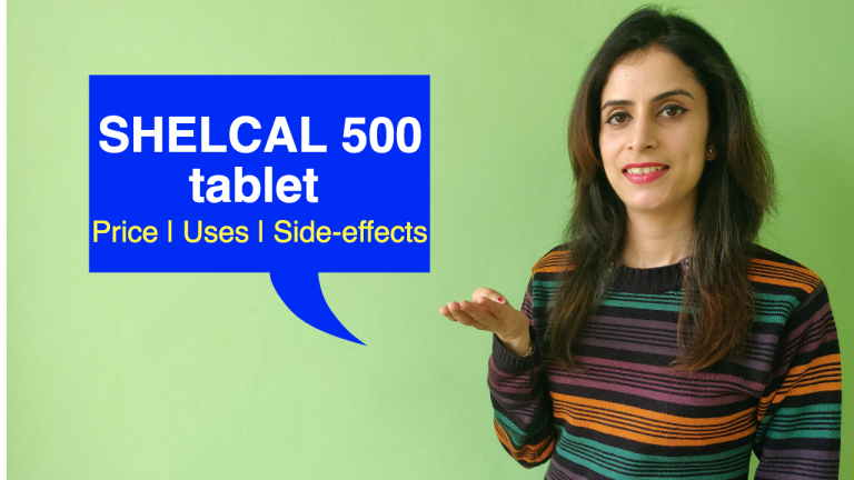 Shelcal 500 tablet review