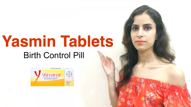 Yasmin tablets uses and review   Cure PCOS