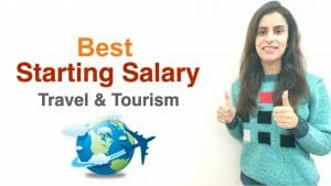 Salary in travel and tourism jobs