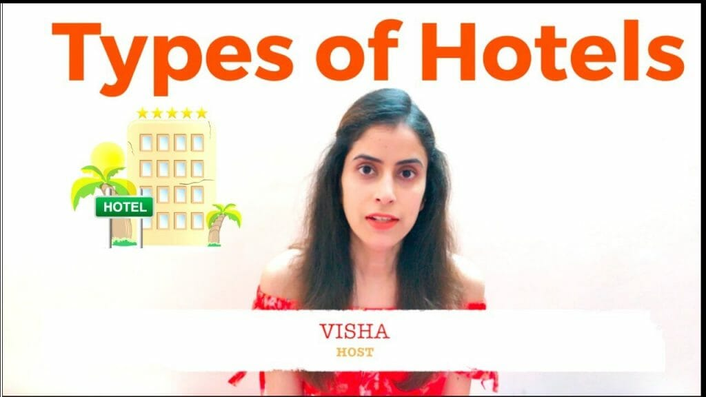 Types of Hotels in Hospitality Industry. Hotel Management course