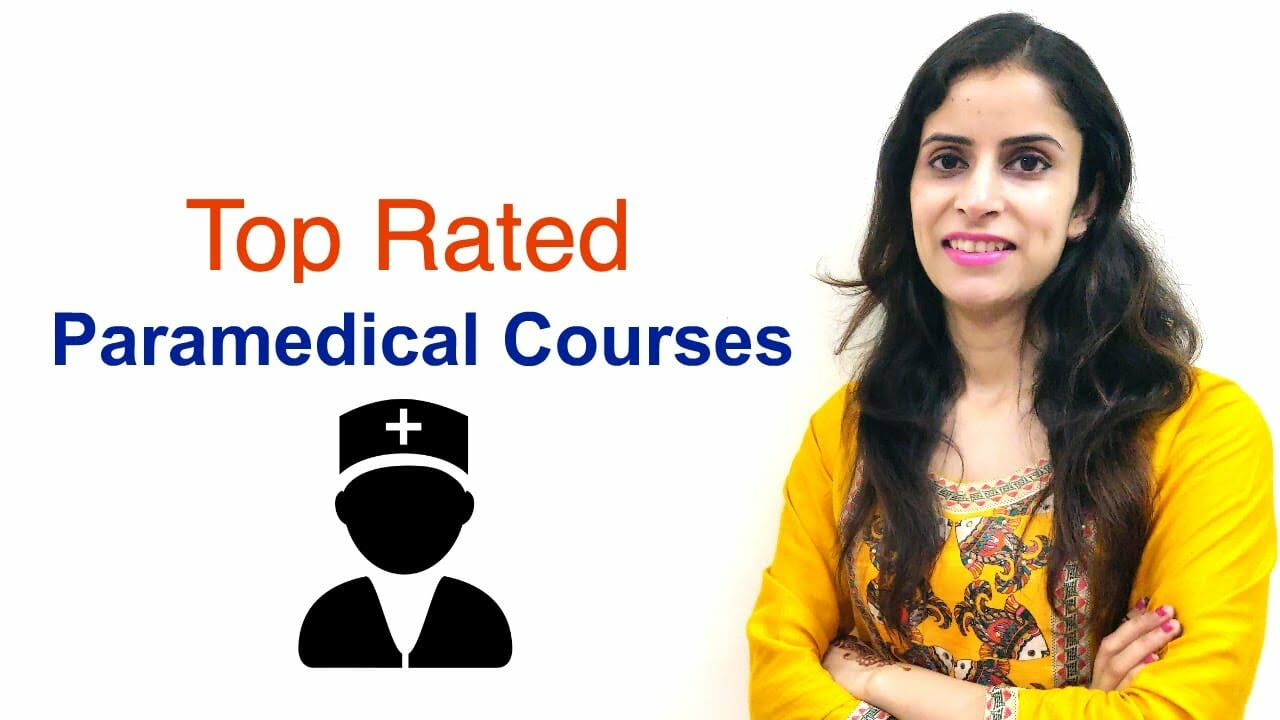Paramedical courses after 12th