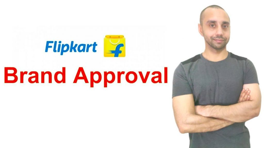 How to get brand approval on Flipkart