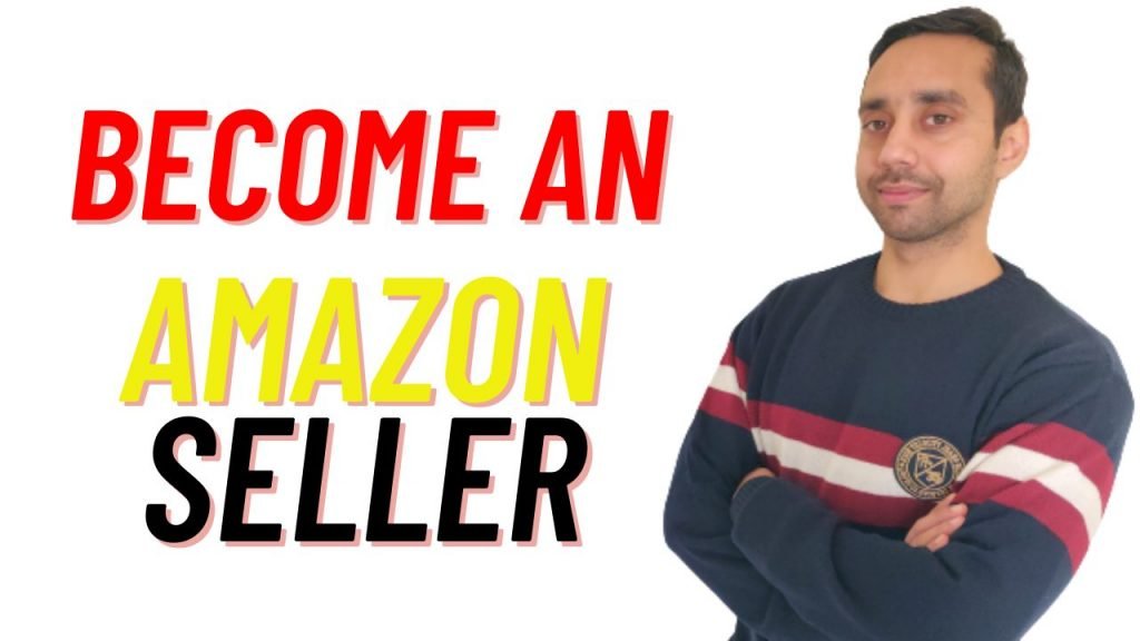 How to become Amazon seller in India