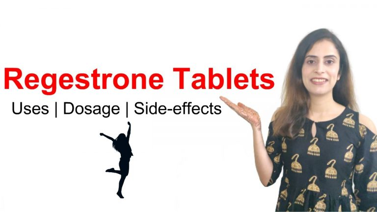 Regestrone tablet uses