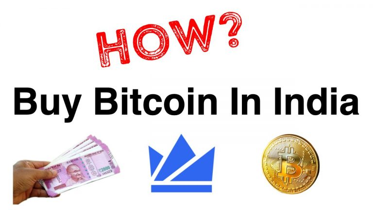 How to buy Bitcoin In India