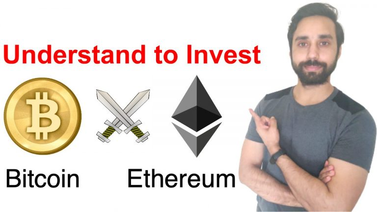 Bitcoin vs Ethereum difference